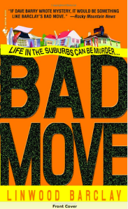 Bad Move cover