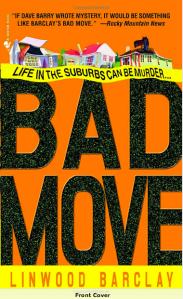 Bad Move cover