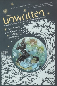 Unwritten - Ship