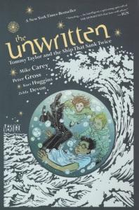 Unwritten - Ship