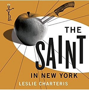 The Saint in New York copy